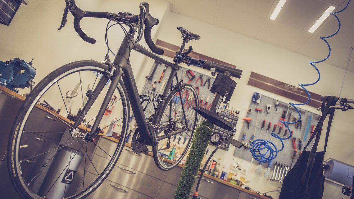 Je eigen fiets repareren